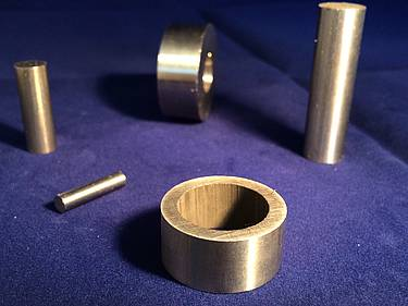 Aluminium-Nickel-Cobalt Magnets